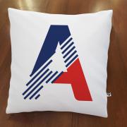 Almofada  - Letra A