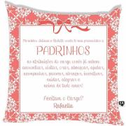 Almofada Promovidos a Padrinhos