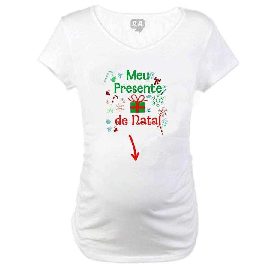 Baby Long Meu Presente de Natal