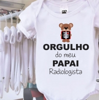 Body Divertido - Orgulho Do Papai