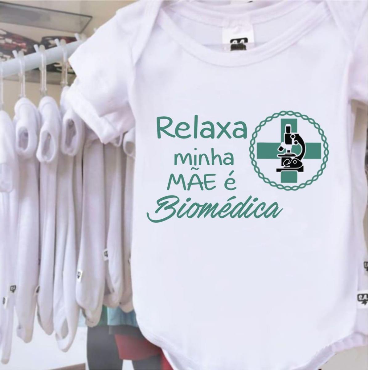 Body Divertido - Relaxa Minha Mãe é Biomédica