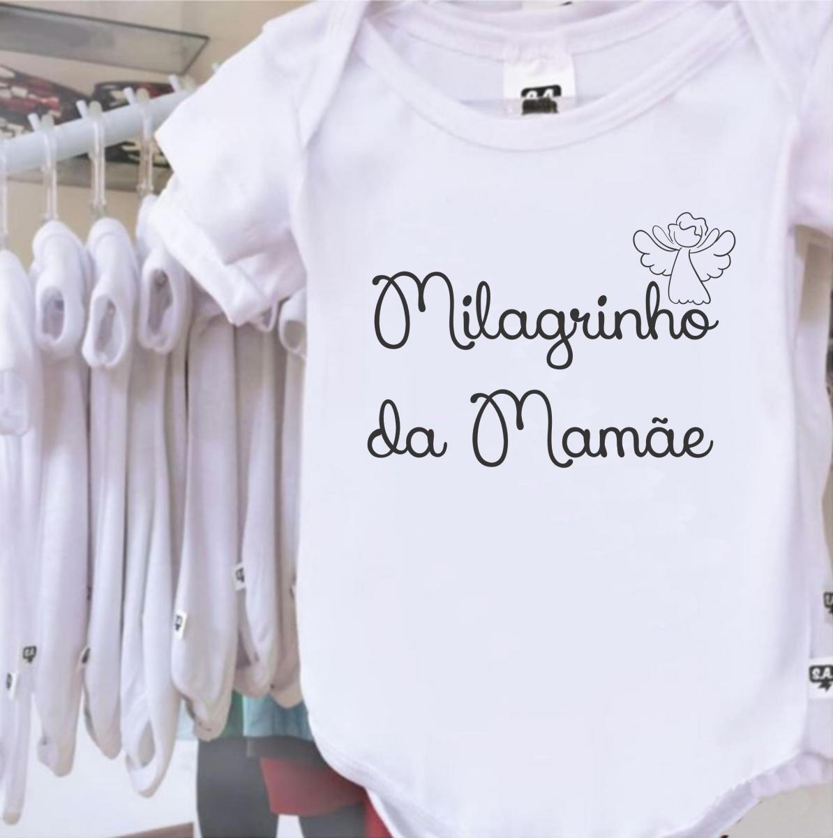 Body - Milagrinho Da Mamãe