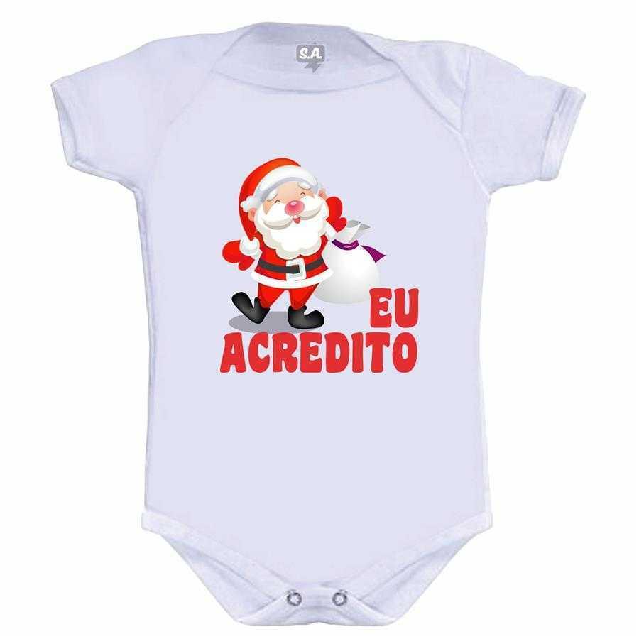 Body Natal - Eu Acredito