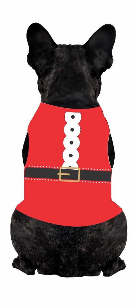 Body Para Cachorro Papai Noel