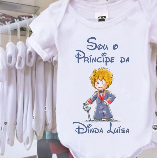 Body Príncipe Da Dinda