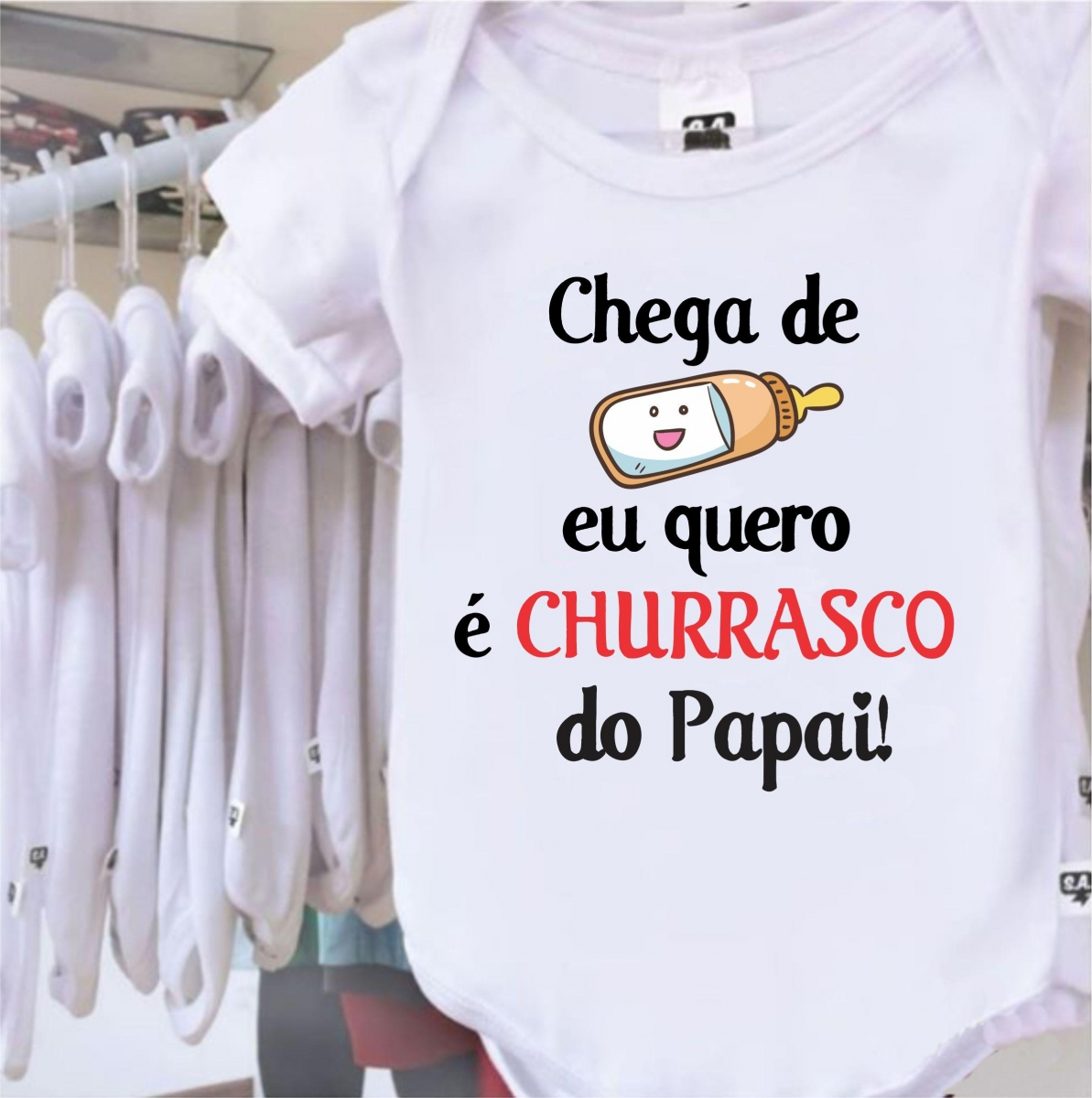 Body - Quero Churrasco Do Papai