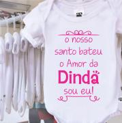 Body Santo Dinda - Menina