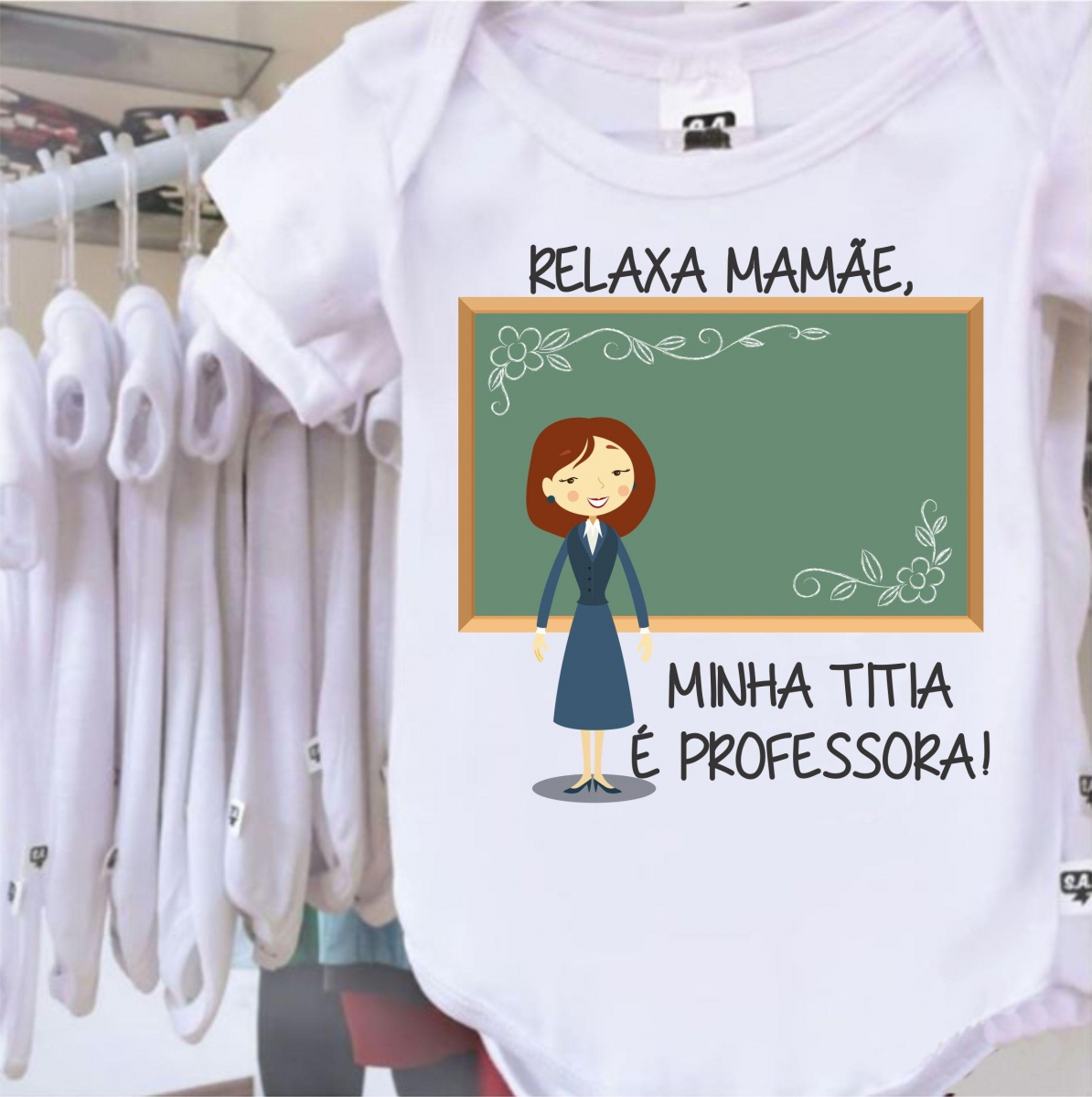 Body Titia Professora