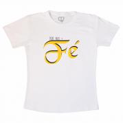 Camiseta Adulta 2020 Vezes + Fé