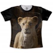 Camiseta Adulta Sarabi Rei Leão