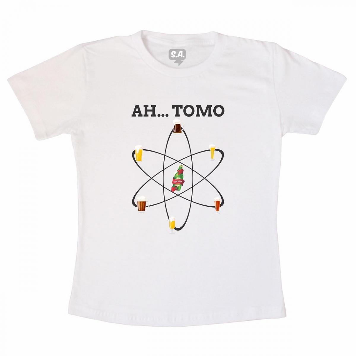 Camiseta AH...TOMO na Camiseteria S.A. 3366415fe33