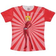 Camiseta Infantil Clover