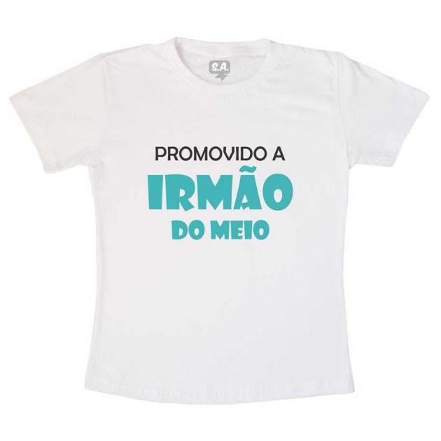 Camiseta Irmão do Meio