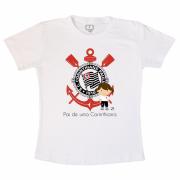 Camiseta Pai de uma Corinthiana