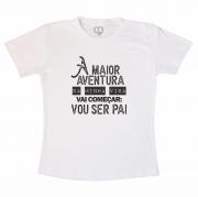 Camiseta - Vou Ser Pai