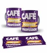 Caneca Dia Dos Professores Café Me Da Poderes De Professor