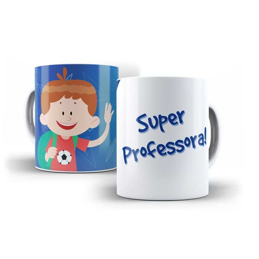 Caneca Super Professora
