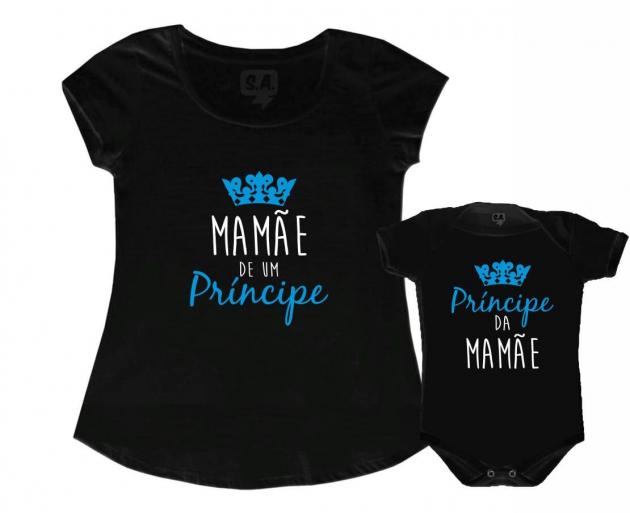 Kit Batas Tal Mãe, Tal Filho Mãe de um Príncipe e Príncipe da Mamãe