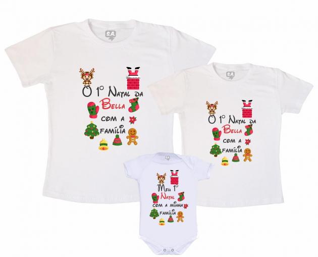 Kit Família Primeiro Natal