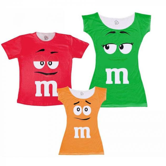 Kit Família M&M
