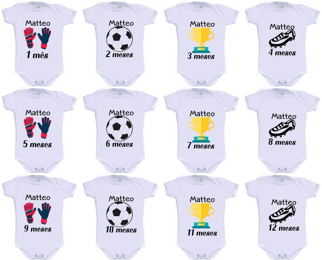 Kit Mesversário - Futebol