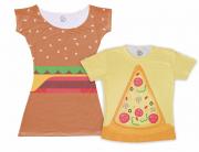 Kit Sanduíche e Pizza