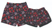 Kit Shorts Tactel Casal De Verão Bala 7 belo