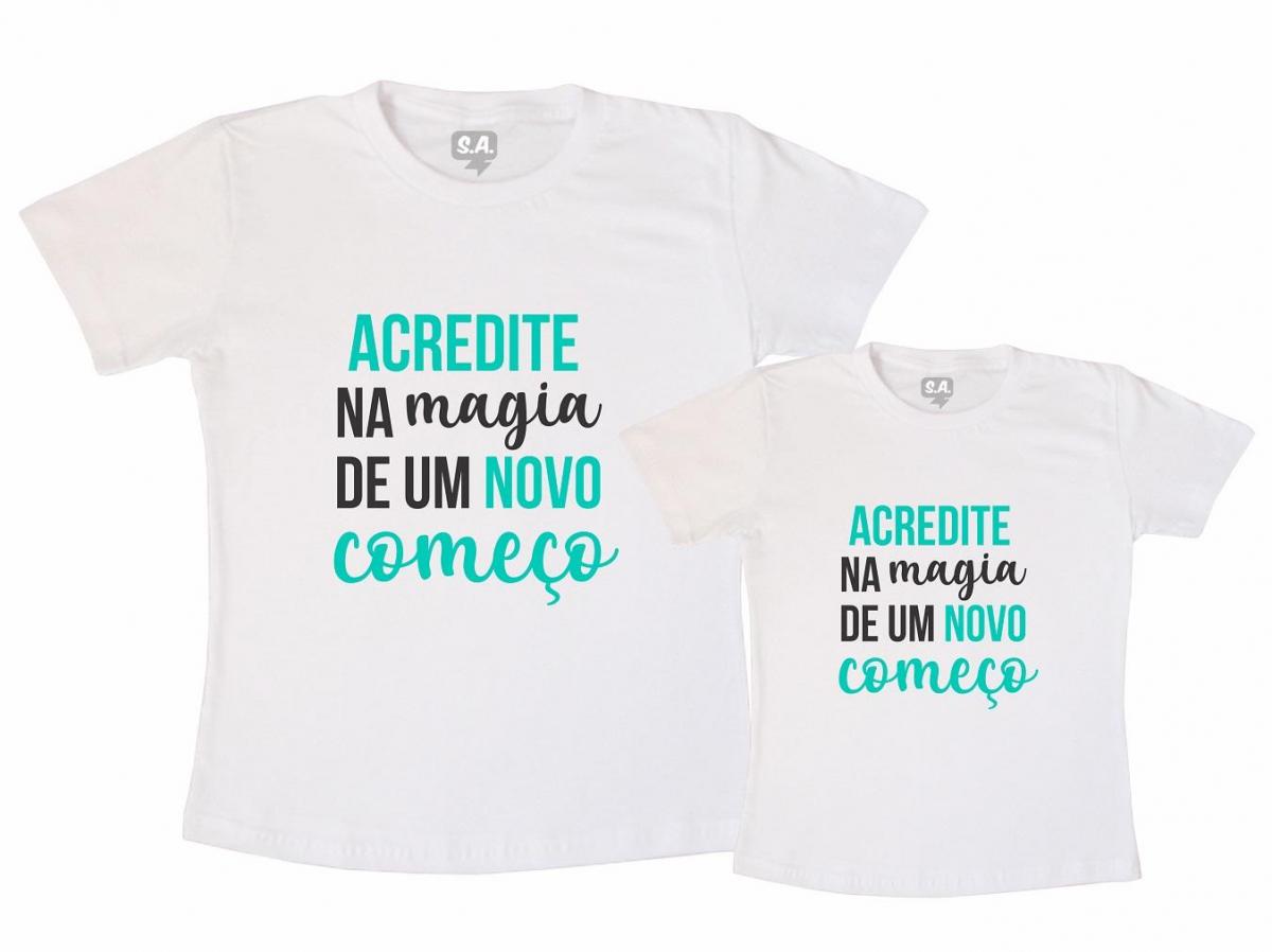 Kit Tal Mãe Tal Filho (a) - Acredite Na Magia