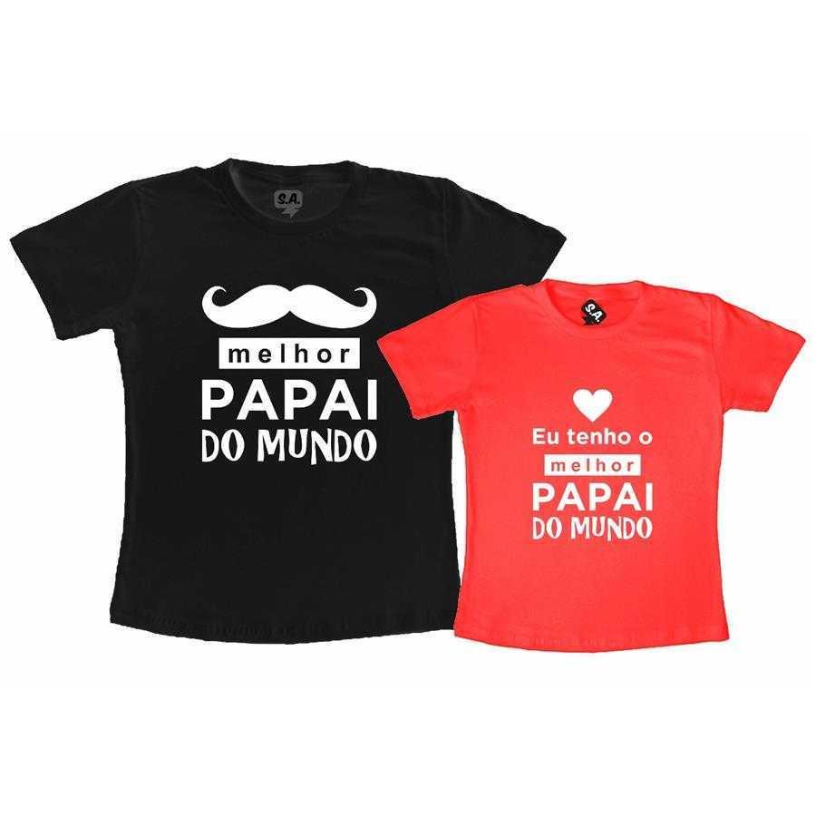 Kit Tal Pai, Tal Filha Melhor Pai do Mundo
