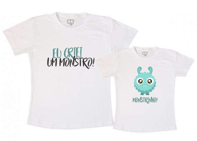 Kit Tal Pai, Tal Filho - Monstro Verde