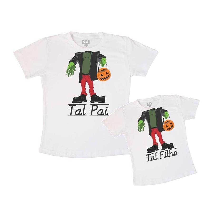 Kit Tal pai, tal Filho - Corpinho Frankenstein