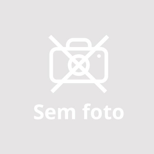 Máscara de Proteção Facial Reutilizável e Lavável flamengo cinza