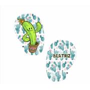 Almofadinhas Personagens Cactus