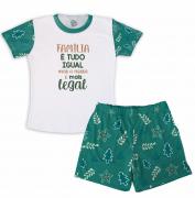 Pijama Masculino Infantil De Família é Tudo Igual