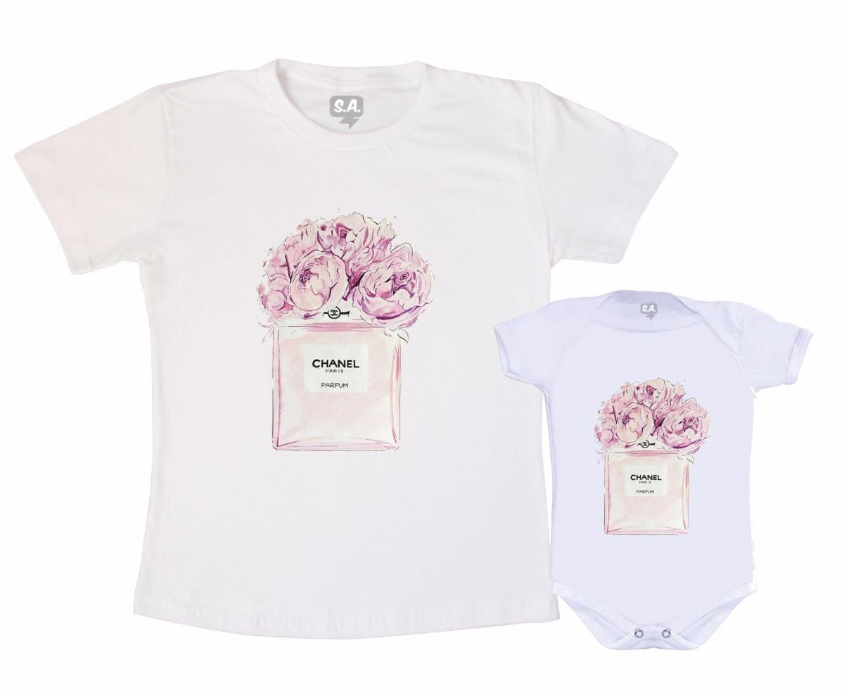 Tal Mãe, Tal Filha  Chanel Flower
