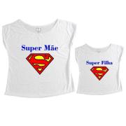 Tal Mãe, Tal Filha T-shirt Super Mãe