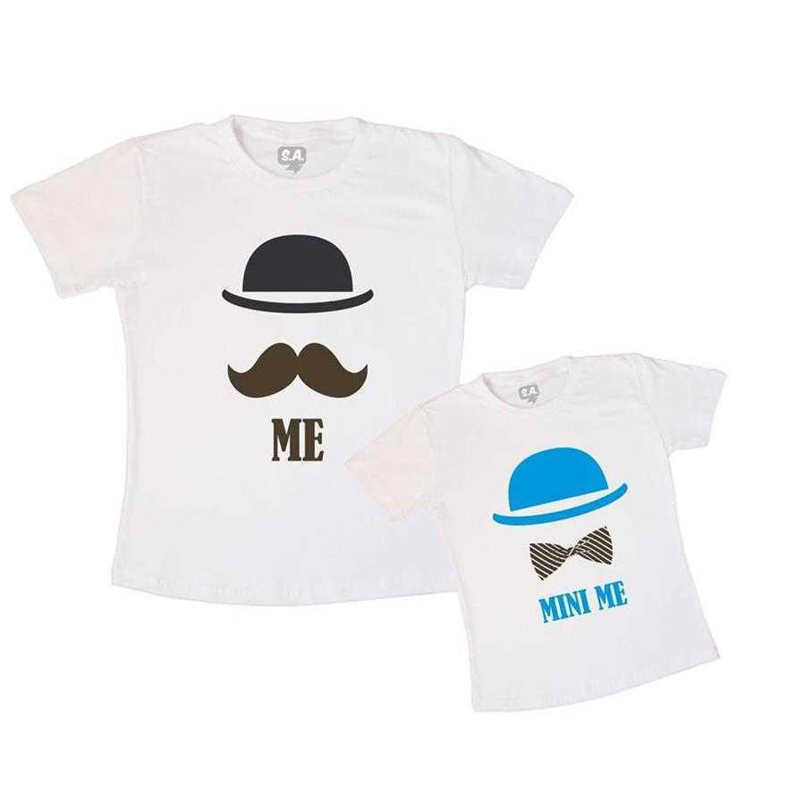 Tal Pai, Tal Filho Camiseta Me, Mini Me