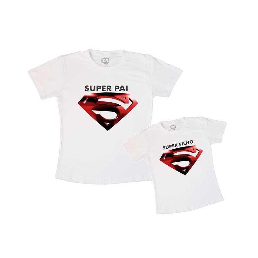 b132e236cea061 Tal Pai, Tal Filho Camiseta Super Pai