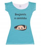 Vestido Adulto Bebê Espiando - Com Nome