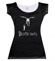Vestido Adulto Death Note