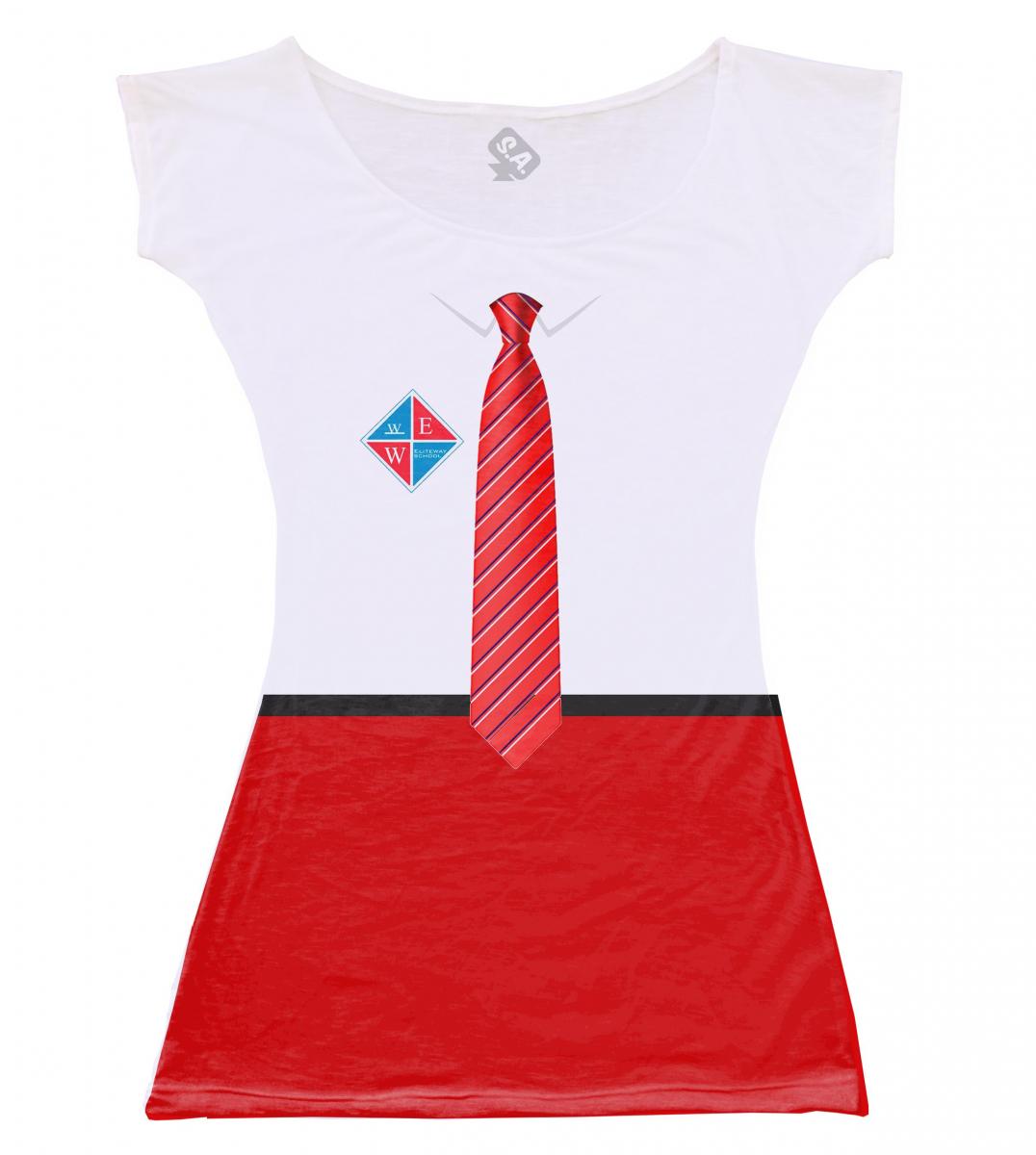 Vestido Adulto RBD