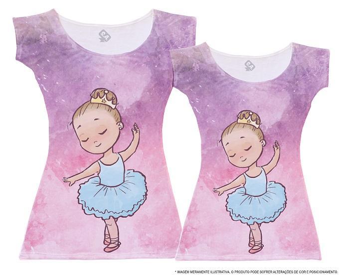 Vestidos Tal Mãe Tal Filha - Bailarina