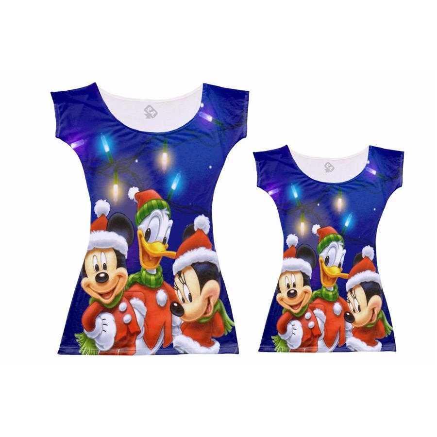Vestidos Tal Mãe Tal Filha Natal